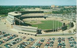 CPA-1955-USA-MILWAUKEE COUNTY STADIUM-TBE - Fort Worth