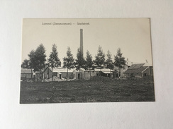 Lommel  Stevensvennen   Glasfabriek    VERRERIE  USINE - Lommel