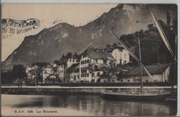 Le Bouveret - Partie Du Village - VS Valais