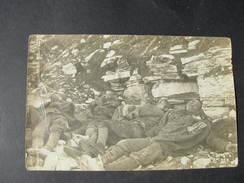 AK BERETTA EXPLOSION Volltreffer Ca.1916 RRR! / D*27070 - War 1914-18