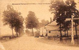 Baraque De Fraiture - Route Vers Houffalize (oldtimer, Desaix, Edit. Jacques Deumer) - Vielsalm