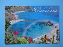 Calabria - Veduta Mare E Costa - Italia