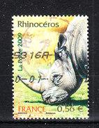 Francia   -   2009. Rinoceronte. Rhinoceros - Rhinozerosse