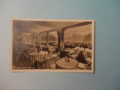 Brunnen - Hotel Metropol Terrasse Drossel (965) - SZ Schwyz