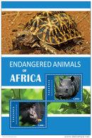 Tanzania-2016-endangered Animals - Other