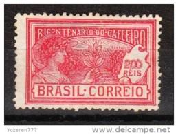 BRASIL 1928 Mi.295 MH* - Brésil
