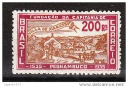 BRASIL 1935 Mi.426 MH* - Brésil
