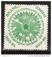 BRASIL 1937 Mi.466 MH* - Brésil