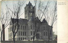 COURT HOUSE IOWA CITY - Iowa City