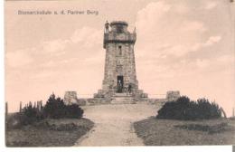 Bismarcksaule A. D. Pariner Berg, Germany - Deutschland