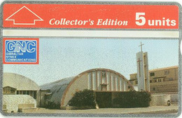 GIBILTERRA-30-1993-St.THERESA CHURCH - Gibraltar