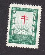 Dominican Republic, Scott #RA, Mint Hinged, Anti-tuberculosis, Issued 1942 - Dominican Republic