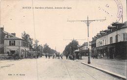 ROUEN - Barrière D'Octroi, Avenue De Caen - Rouen