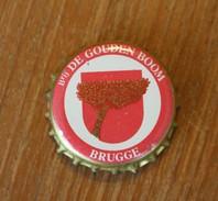 Bière Beer Bier Cerveza Cerveja Birra Brouwerij De GOUDEN BOOM Brugge - Bière