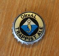 Bière Beer Bier Cerveza Cerveja Birra ORVAL TRAPPIST ALE - Bière