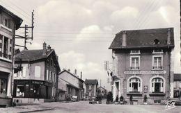 AUDUN LE ROMAN Le Point Central (1958) - France