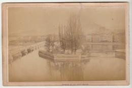 Photograph(16.5x11cm) Switzerland * Geneve Et Le Mont-Blanc - Photographs
