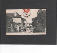 ESPOEY - La Poste - L'entrée Du Chateau  ( Ref 536 ) - France