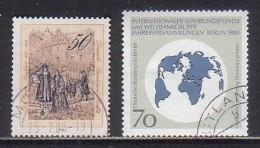 Berlin  813+817 , O  (N 617) - Berlin (West)
