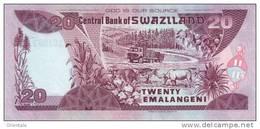 SWAZILAND P. 30c 20 E 2006 UNC - Swaziland