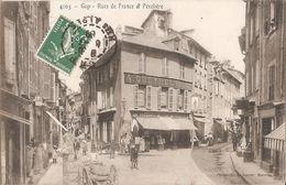 Gap Rue De France Et Peroliere - Gap