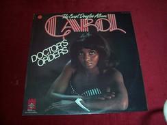 THE CAROL DOUGLAS ALBUM   ° CAROL  / DOCTOR'S ORDERS - Soul - R&B