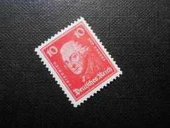 D.R.Mi 390  10Pf**/MNH - 1926  MI € 10,00 - Deutschland