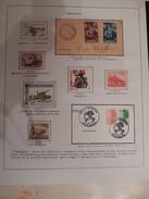 Armées - [10] Collection Sur Les Thèmes (Armée De Terre Et Ses Subdivisions) - Timbres