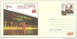 Romania Postal Stationery / Nicolae Iorga - Radio Romania - Other