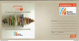 Romania / Postal Stationery / Radio Romania - Telekom