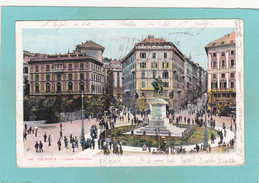Old Post Card Of Genoa,Genova, Liguria, Italy,Y61. - Genova (Genoa)
