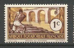 AEF N° 33 NEUF** LUXE SANS CHARNIERE / MNH - A.E.F. (1936-1958)