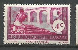AEF N° 35 NEUF** LUXE SANS CHARNIERE / MNH - A.E.F. (1936-1958)