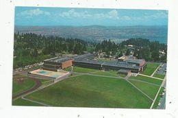 Cp , Etats Unis ,Oregon , PORTLAND , Home Of The TROJANS , écrite , Ed Photo Art - Portland