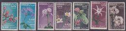 Somalia Scott 199-204 1955 Flower, Mint Never Hinged - Somalia (AFIS)