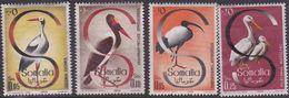 Somalia Scott 230-233 1959 Birds, Mint Never Hinged - Somalia (AFIS)