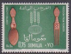 Somalia Scott 269 1963 Freedom From Hunger, Mint Never Hinged - Somalia (AFIS)