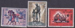 Somalia Scott B54 + CB13-14 1964 Refugee Help, Mint Never Hinged - Somalie (AFIS)