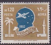 Somalia Scott C28 1952 First Somali Fair, Mint Never Hinged - Somalia (AFIS)