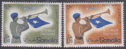 Somalia Scott C59-60 1959 Constituent Assembly Opening, Mint Never Hinged - Somalië (AFIS)