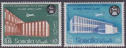 Somalia Scott C65-66 1960 University Institute Inauguration, Mint Never Hinged - Somalia (AFIS)