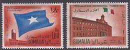 Somalia Scott C70-71 1960 Independence, Mint Never Hinged - Somalie (AFIS)