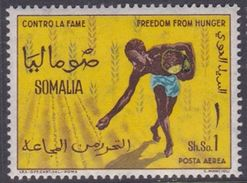 Somalia Scott C89 1963 Freedom From Hunger, Mint Never Hinged - Somalie (AFIS)