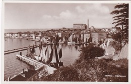 Pirano - Panorama * Juli 1935 - Slowenien