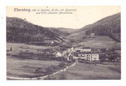 A 2831 SCHEIBLINGKIRCHEN - THERNBERG, Dorfansicht Thernberg, 1908 - Neunkirchen