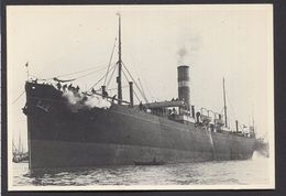 """S.S. """" SOESTDIJK """" ( Holland America Line ) 1901-1931 - NOT Used  - See The 2  Scans For Condition( Original - Commerce"""