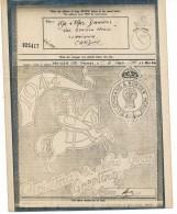 Air Graphe 22.11.1944 -  Noël 1944 - Chevalier - (first) Lothians & Border Horse - Italy Gothic Line - Caballos
