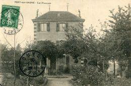 PORT SUR SAONE - Francia