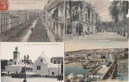 17 / 9 / 265  -  LOT  DE  15  CPA  &  2  CPSM  D' ALGER  Toutes Scanées - Cartes Postales