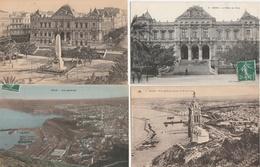 17 / 9 / 267    LOT  DE  10  CPA  D' ORAN  Toutes Scanées - Cartes Postales